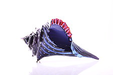 Tropic Thunder by Benjamin Silver (Art Glass Sculpture)
