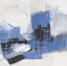 Quando Quando by Jane Robinson (Acrylic Painting)