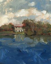 Casita Bonita by Leslie Dyas (Oil Painting)