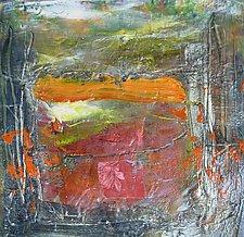 Deep Appreciation by Maren Larson (Mixed-Media Painting)