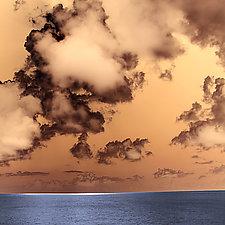 Cloudscape 2 by Marcie Jan Bronstein (Color Photograph)