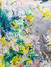 Room of Light by Robin Feld (Oil Painting)