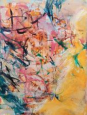 Blossom Crush by Robin Feld (Oil Painting)