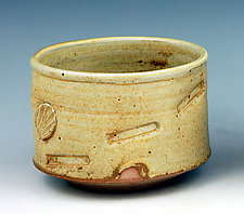 Teabowl 558 by Ron Mello (Ceramic Bowl)