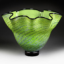 Spring Sensation by Eric Bladholm (Art Glass Vessel)