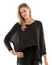 Crushed Silk Top by Carol Lee Shanks (Silk Top)