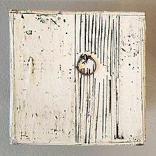Fifteen, Group One by Lori Katz (Ceramic Wall Sculpture)