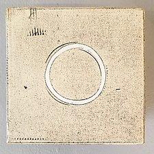 Fifteen, Group Two by Lori Katz (Ceramic Wall Sculpture)