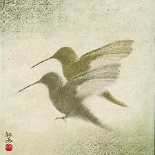 Zen Mind by Yuko Ishii (Color Photograph)