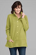 Mini Rib Longtrail Jacket by F.H. Clothing Co. (Knit Jacket)