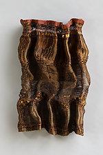 Rumple 16 by Frances Solar (Metal Wall Sculpture)