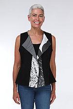 Aperture Short Vest by Andrea Geer (Knit Vest)