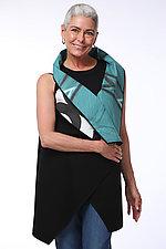 Coriolis Vest by Andrea Geer (Woven Vest)