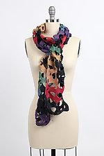 Geneva Scarf by Kristin Gereau (Silk & Wool Scarf)