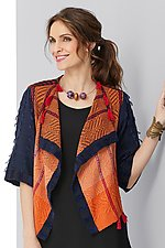 Fringe Benefits Jacket by Patricia Palson and Molly Penner (Woven Jacket)