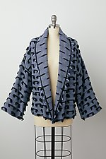 Tufted Merengue Jacket by Patricia Palson and Molly Penner (Woven Jacket)