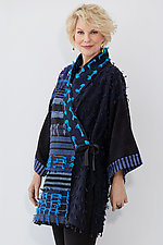 Kimono Jacket by Patricia Palson and Molly Penner (Woven Jacket)