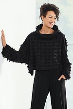 Tufted Samba Top by Patricia Palson and Molly Penner (Woven Top)