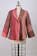 Short Tango Jacket by Patricia Palson and Molly Penner (Woven Jacket)