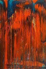 Brain on Fire by Jonathan Herbert (Acrylic Painting)