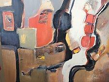 Arabian Nights by Carole Guthrie (Acrylic Painting)