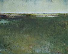 Verdant Vision by Victoria Primicias (Oil Painting)