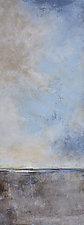 Sandy Banks by Victoria Primicias (Birch Painting)