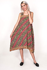 Tent Dress #2 by Mieko Mintz  (Size S (2-6), Cotton Dress)