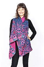 Cascade Jacket #8 by Mieko Mintz  (Size 1 (4-14), Cotton Jacket)