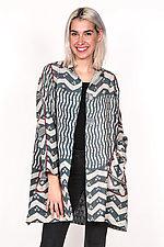A-Line Duster #1 by Mieko Mintz  (One Size (2-14), Cotton Coat)
