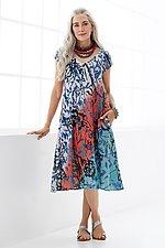 Mandevilla Kantha Dress by Mieko Mintz (Woven Dress)