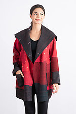 Pocket Jacket by Mieko Mintz (Cotton & Silk Jacket)