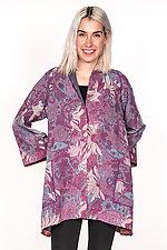 A-Line Jacket #4 by Mieko Mintz  (Size M/L (6-14), Cotton Jacket)