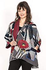 Kimono Jacket #1 by Mieko Mintz  (One Size (2-16), Cotton Jacket)