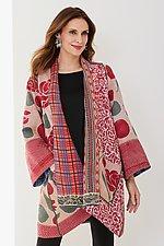 A-Line Jacket #1 by Mieko Mintz  (Size M/L (6-14), Cotton Jacket)