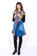 Circular Vest #4 by Mieko Mintz  (Size 1 (4-14), Cotton Vest)