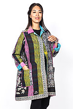A-Line Duster #2 by Mieko Mintz  (One Size (2-14), Cotton Jacket)