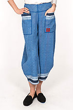 Harem Pant #2 by Mieko Mintz  (Size M (10-12), Cotton Pants)