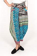 Harem Pant #6 by Mieko Mintz  (Size L (14-16), Cotton Pants)