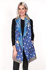 Circular Vest #1 by Mieko Mintz  (Size 1 (2-12), Cotton Vest)