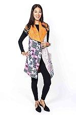 Circular Vest #2 by Mieko Mintz  (Size 1 (4-14), Cotton Vest)