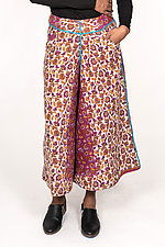 Wide Leg Pant #5 by Mieko Mintz  (Size S (4-8), Cotton Pants)