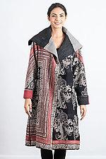 Line Coat by Mieko Mintz (Cotton Jacket)