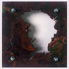 Profile III by Paul Arsenault (Metal Wall Sculpture)