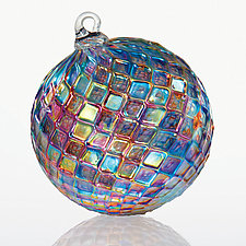 Dreamland by Art of Fire (Art Glass Ornament)