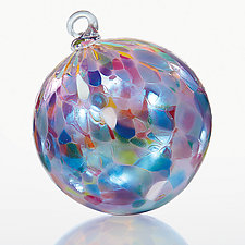Brigadoon by Art of Fire (Art Glass Ornament)