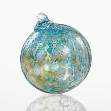 Water's Edge by Elias Studios (Art Glass Ornament)