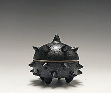 Blackout Urchin by Vaughan Nelson (Ceramic Box)