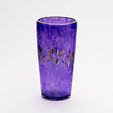Pint Glass by Bryan Goldenberg (Art Glass Drinkware)