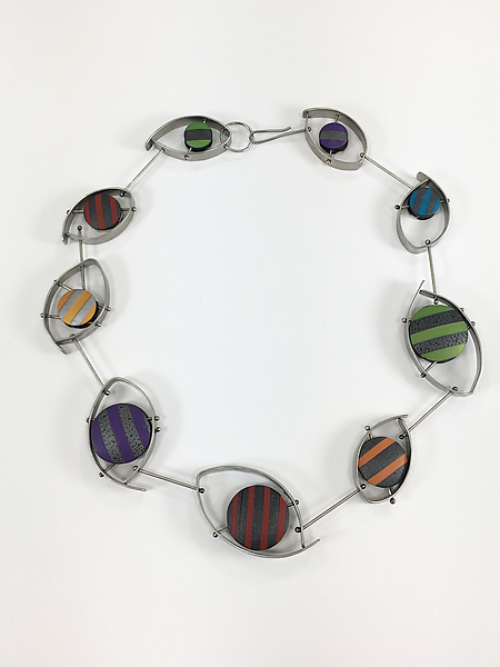 The Dance - Double Sided Necklace